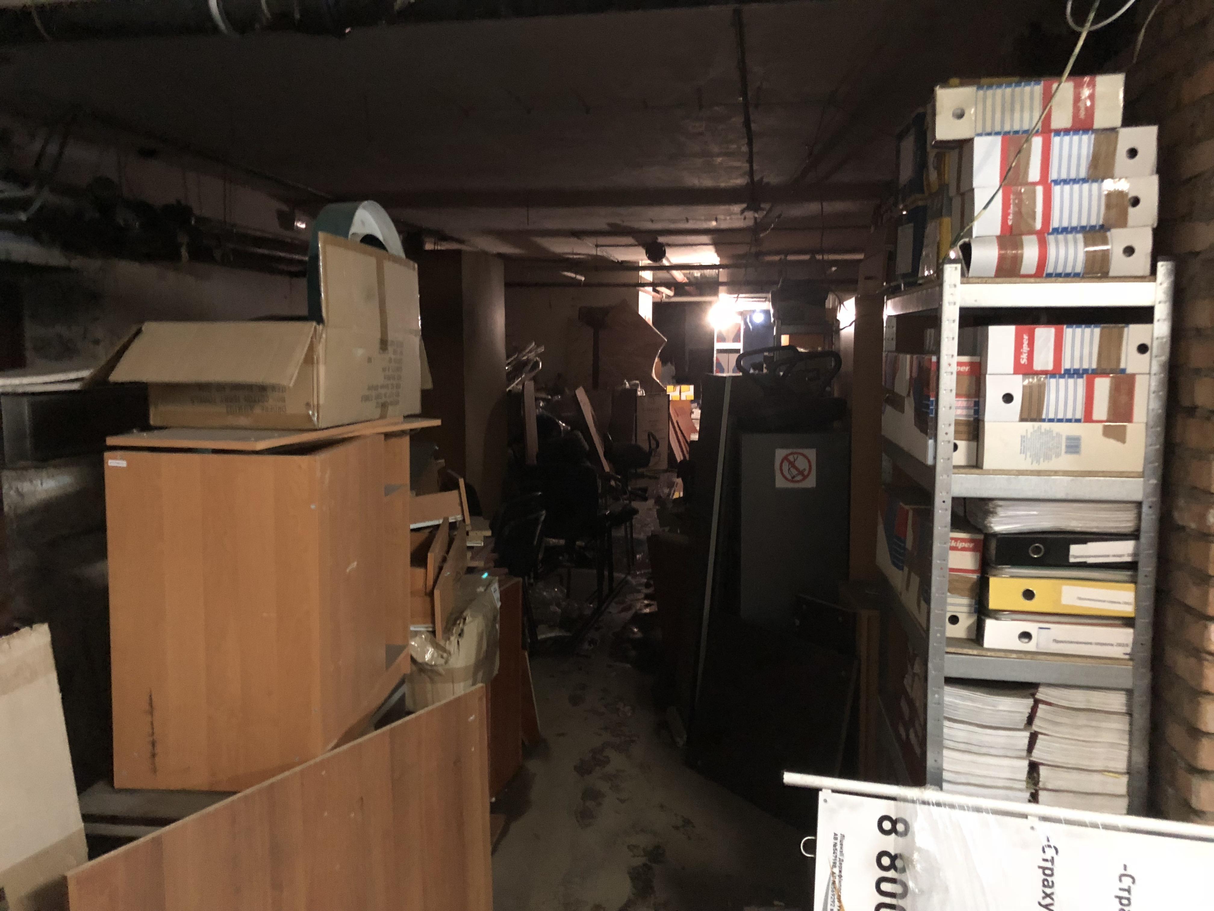 Нежитлові приміщення, площею 264,5 кв. м